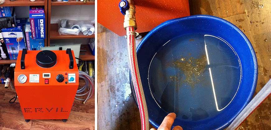 Radyatör çamuru nasıl temizlenir, Kombi petek temizleme nasıl yapılır ?