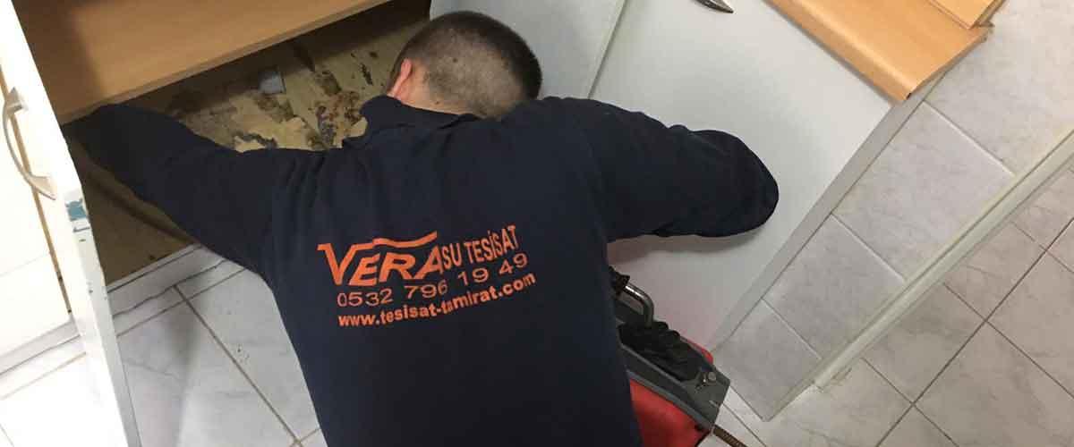 Karlıktepe su tesisatçısı sıhhi tesisatçı Vera Tesisat