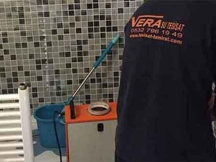 Petek temizliği Su tesisatçısı