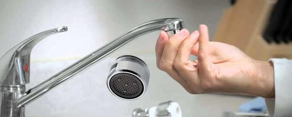Perlatör musluk suyunun gücünü artırır